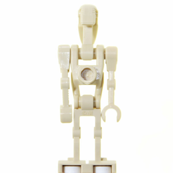 LEGO Star Wars Minifigur - Battle Droid, 1 Arm gerade (B1) (2007)