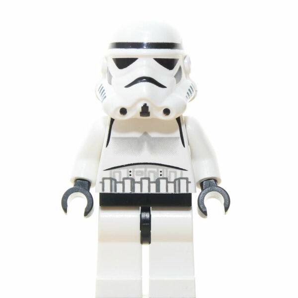 LEGO Star Wars Minifigur - Stormtrooper (2001), gelber Kopf