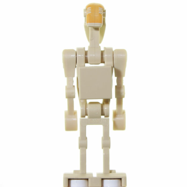 LEGO Star Wars Minifigur - Battle Droid Commander (2000)