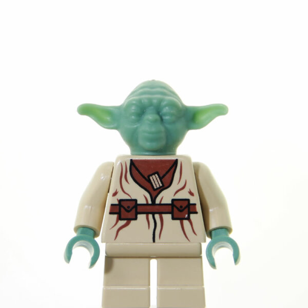 LEGO Star Wars Minifigur - Yoda (2002) - MINIFIGUREN.com