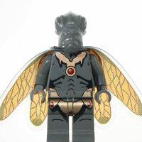 LEGO Star Wars Minifigur - Geonosian mit Flügeln (2003)