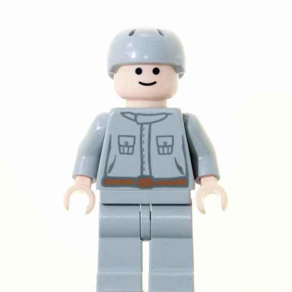 LEGO Star Wars Minifigur - Rebel Technician (2006)