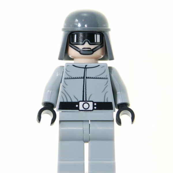 LEGO Star Wars Minifigur - Imperial AT-ST Pilot (2007)