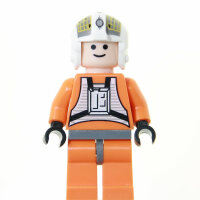 LEGO Star Wars Minifigur - Rebel Pilot Y-wing (2007)