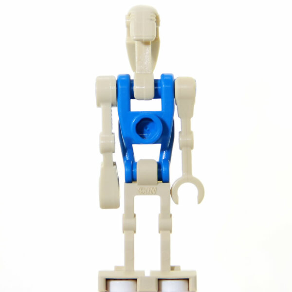 LEGO Star Wars Minifigur - Battle Droid Pilot, 1 Arm gerade (OOM) (2007)