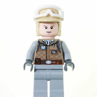 LEGO Star Wars Minifigur - Luke Skywalker, Hoth (2010)
