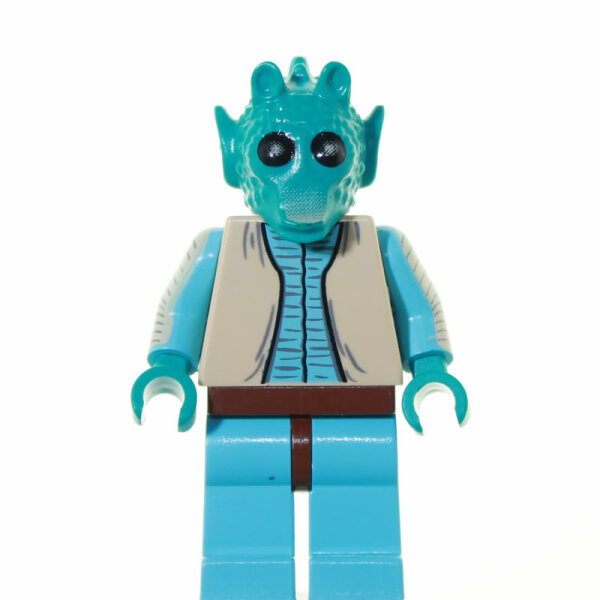 LEGO Star Wars Minifigur - Greedo (2003)