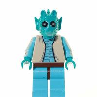 LEGO Star Wars Minifigur - Greedo (2003)