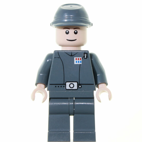 LEGO Star Wars Minifigur - Imperial Officer - Cavalry Kepi (2005