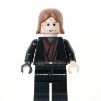 LEGO Star Wars Minifigur - Anakin Skywalker, schwarze...