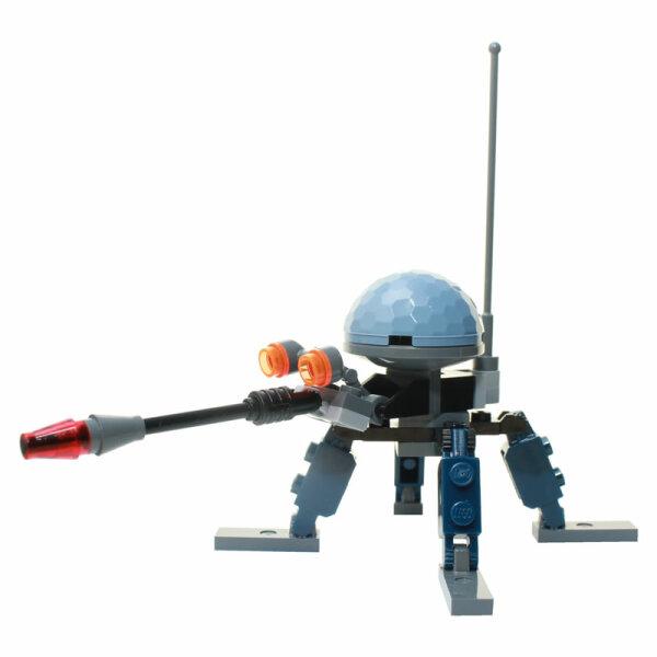 LEGO Star Wars Minifigur - Dwarf Spider Droid (2005)