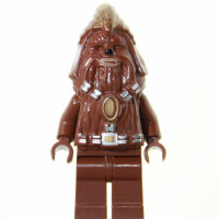 LEGO Star Wars Minifigur - Wookiee Warrior (2005)