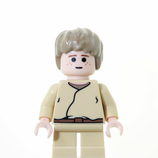 LEGO Star Wars Minifigur - Anakin Skywalker als Kind (2007)