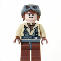 LEGO Star Wars Minifigur - Naboo Fighter Pilot (2007)