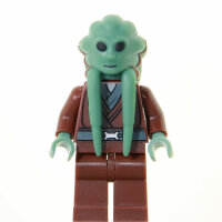 LEGO Star Wars Minifigur - Kit Fisto (2007)