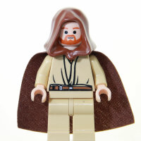 LEGO Star Wars Minifigur - Qui-Gon Jinn (2007)