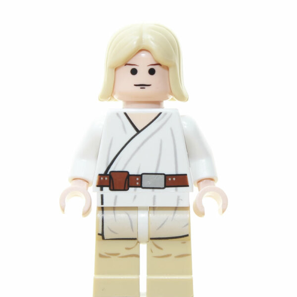 LEGO Star Wars Minifigur - Luke Skywalker (2008), Falcon
