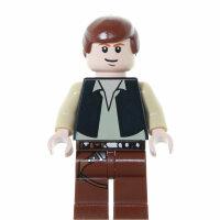 LEGO Star Wars Minifigur - Han Solo, Episode 5 (2010)