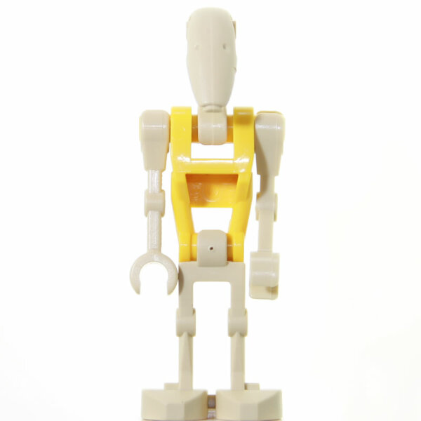 LEGO Star Wars Minifigur - Battle Droid Commander (OOM) (2008)