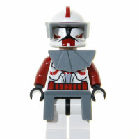 LEGO Star Wars Minifigur - Clone Commander Fox (2008)