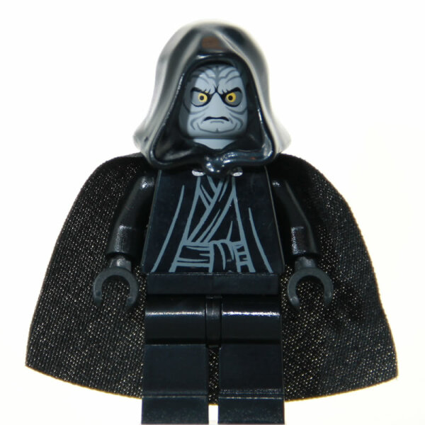 LEGO Star Wars Minifigur - Imperator Palpatine (2008)