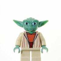 LEGO Star Wars Minifigur - Yoda CW (2009)