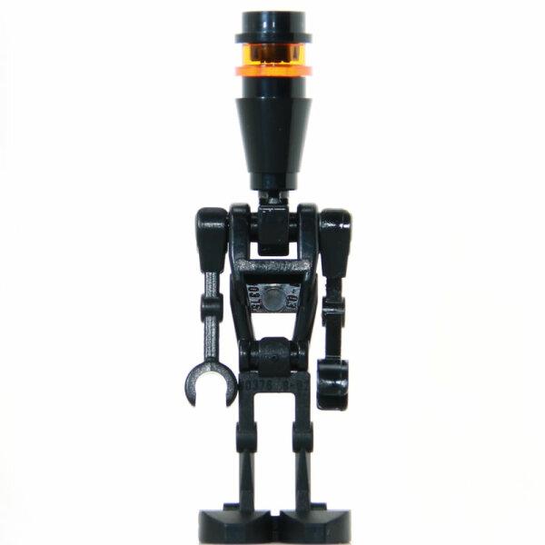 LEGO Star Wars Minifigur - Assassin Droid, schwarz (2009)