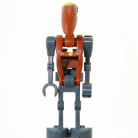 LEGO Star Wars Minifigur - Battle Droid Commander, Rocket...
