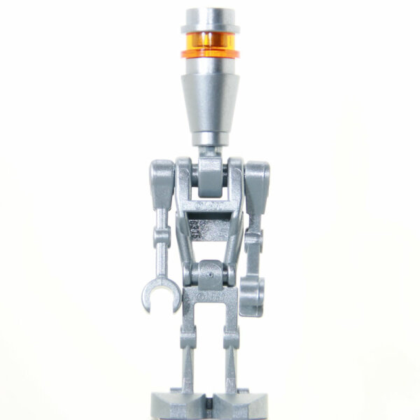 LEGO Star Wars Minifigur - Assassin Droid, silber (2009)