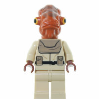 LEGO Star Wars Minifigur - Mon Calamari Officer (2009)