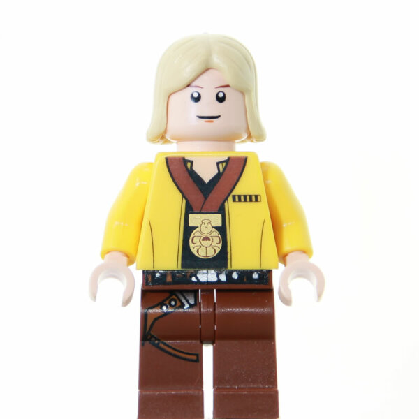 LEGO Star Wars Minifigur - Luke Skywalker, festlich (2009)