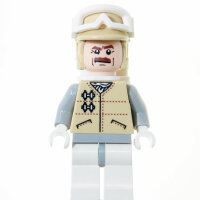 LEGO Star Wars Minifigur - Hoth Rebel Officer (2010)