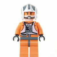 LEGO Star Wars Minifigur - Snowspeeder Pilot Zev Senesca...