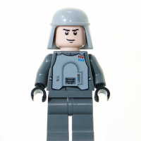 LEGO Star Wars Minifigur - Imperial Officer mit Helm (2010)