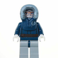 LEGO Star Wars Minifigur - Anakin Skywalker Parka (2010)