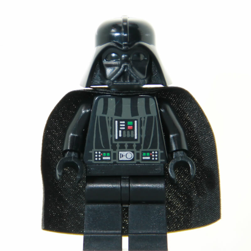 lego star wars minifigur darth vader 2006. Black Bedroom Furniture Sets. Home Design Ideas