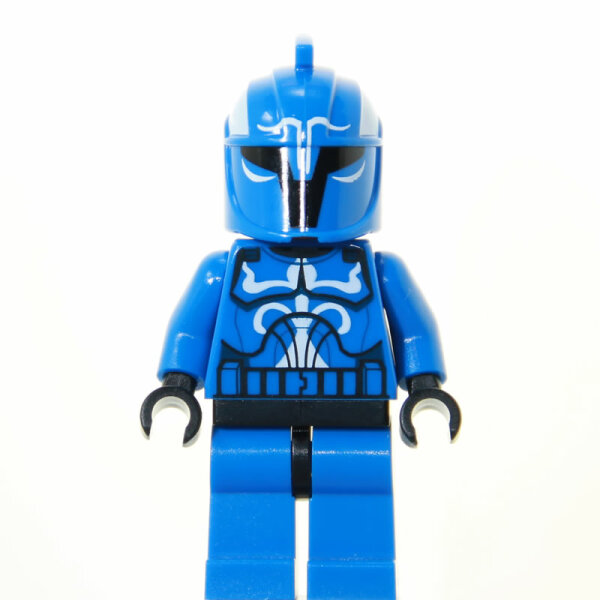 LEGO Star Wars Minifigur - Senate Commando Captain (2010)