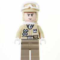 LEGO Star Wars Minifigur - Hoth Rebel Trooper (2010)