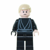 LEGO Star Wars Minifigur - Luke Skywalker, schwarz (2010)