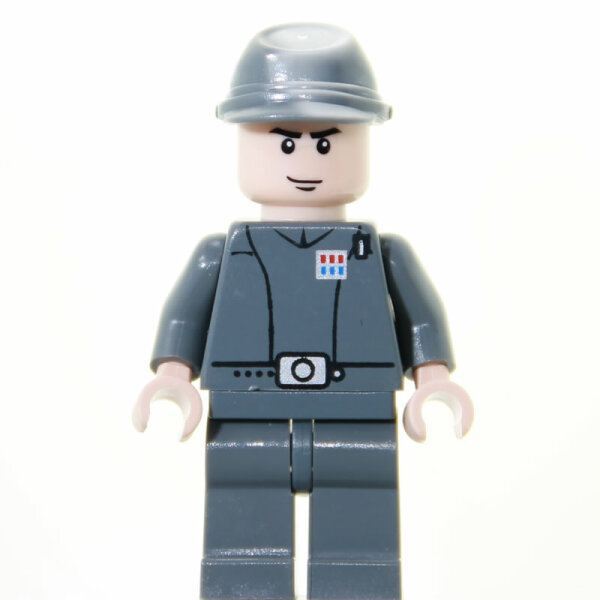 LEGO Star Wars Minifigur - Imperial Officer (2010)