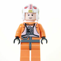 LEGO Star Wars Minifigur - Luke Skywalker, Pilot (2010)