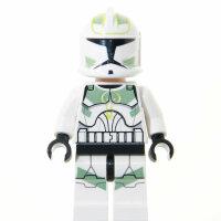 LEGO Star Wars Minifigur - Clone Trooper, grün (2011)