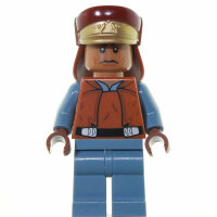 LEGO Star Wars Minifigur - Captain Panaka (2011)