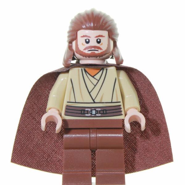 LEGO Star Wars Minifigur - Qui-Gon Jinn (2011)