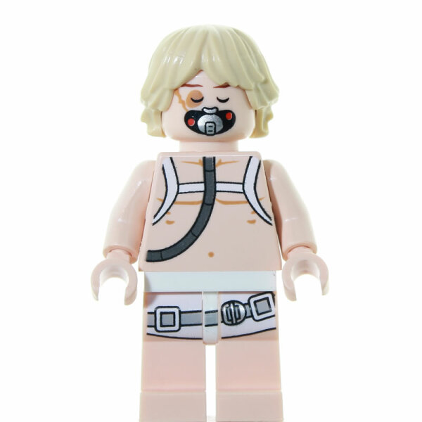 LEGO Star Wars Minifigur - Luke Skywalker, Bacta Tank (2011)
