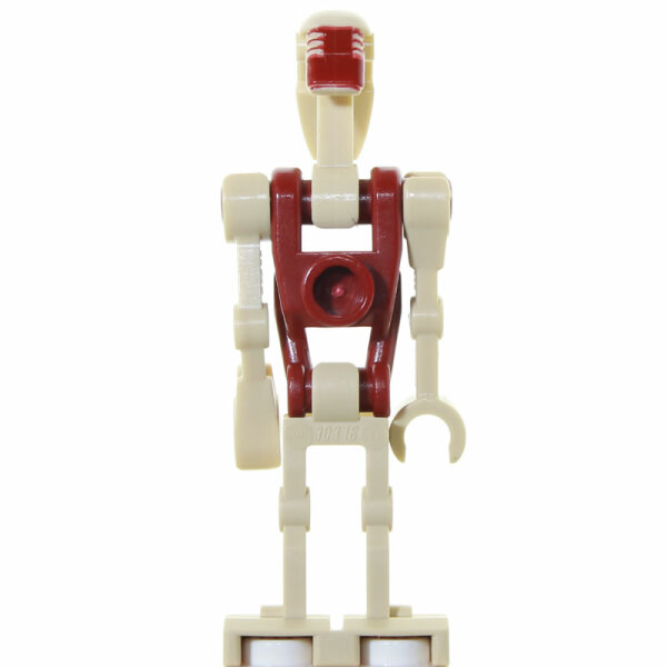 LEGO Star Wars Minifigur - Battle Droid Security (2011)