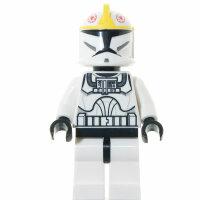 LEGO Star Wars Minifigur - Clone Trooper Pilot (2011)