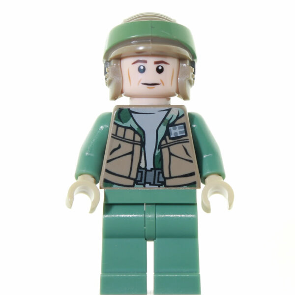 LEGO Star Wars Minifigur - Endor Rebel Commando (2012)