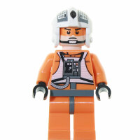 LEGO Star Wars Minifigur - Rebel Pilot Y-wing Dutch...