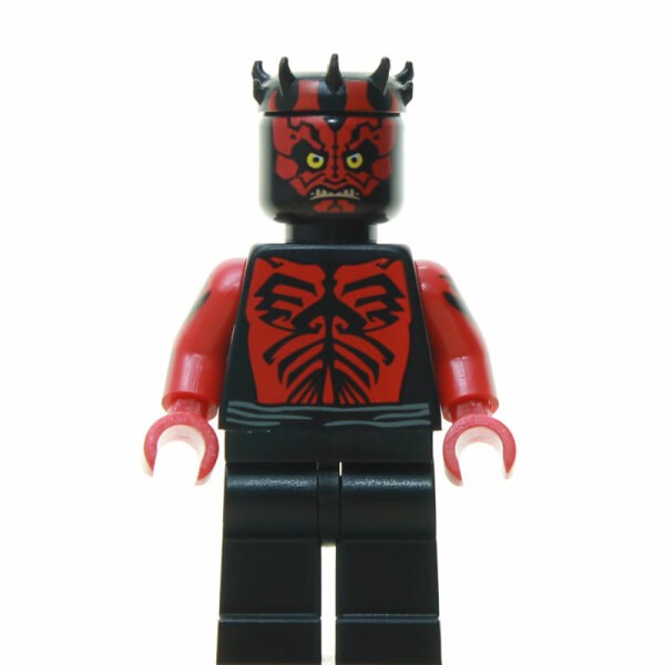 LEGO Star Wars Minifigur - Darth Maul (2012) Original im Polybag